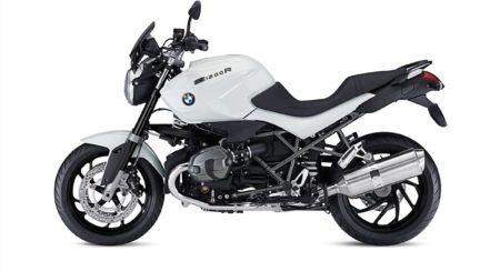 BMW R1200R DarkWhite