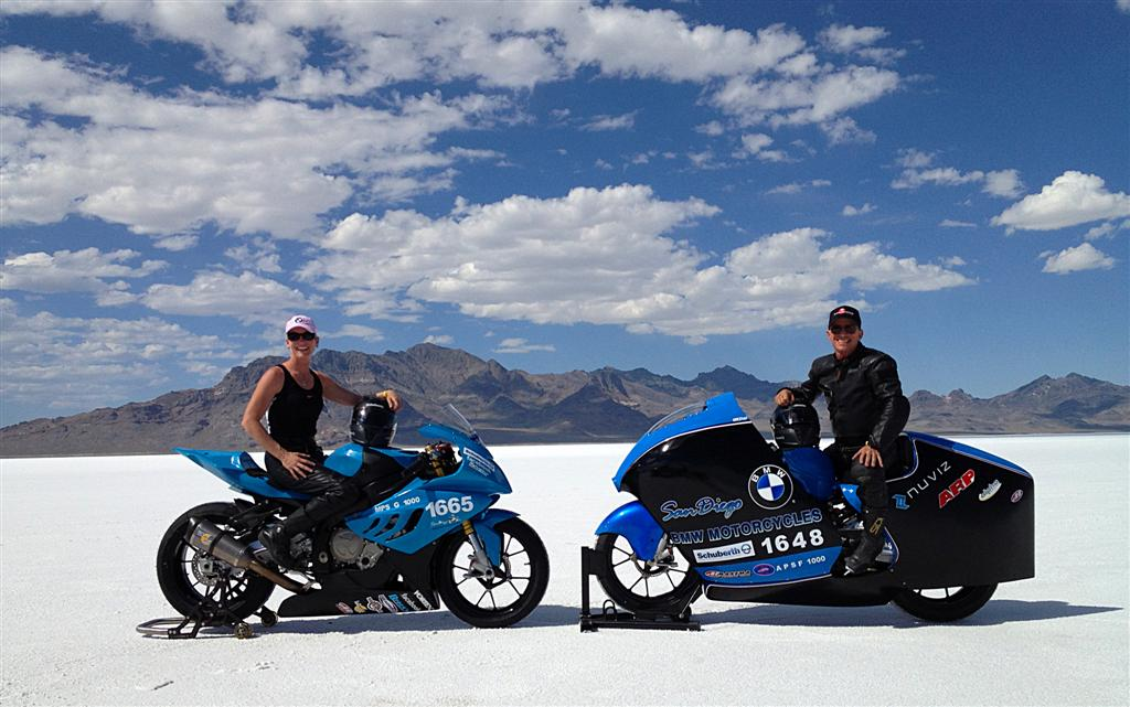 BMW S1000RR land speed record-2
