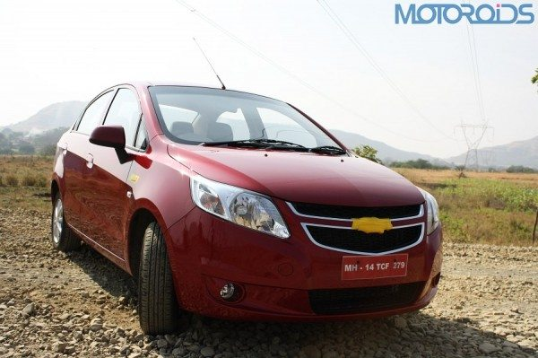 Voluntary recall for diesel variants of Chevrolet Sail duo