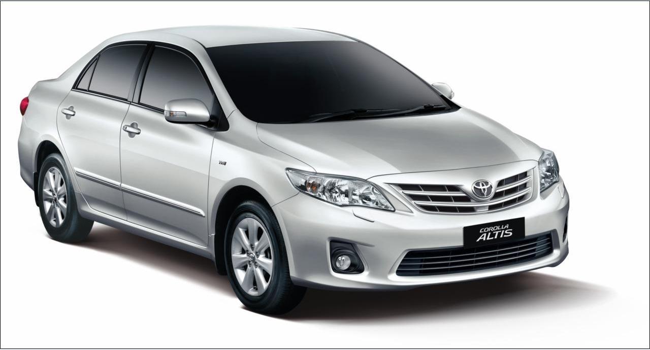 Worldwide Sales Of Toyota Corolla Top 40 Million Vehicles