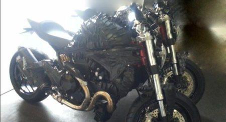 Ducati Monster 1198