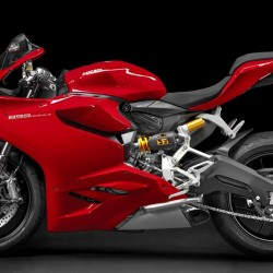 Ducati 899 Panigale revealed at Frankfurt