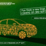 Hyundai Grand i10 India Launch Tomorrow. Check out the teaser video