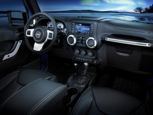 Jeep Wrangler Polar limited edition 2