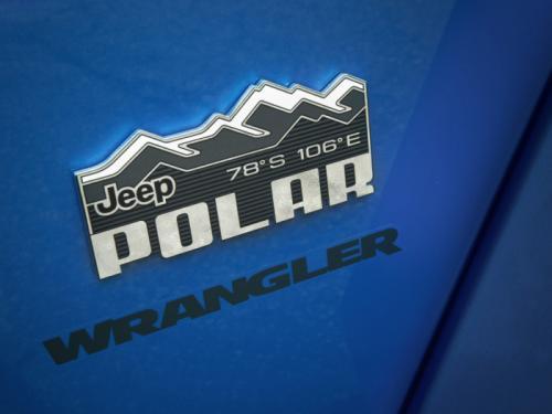 Jeep Wrangler Polar limited edition 3