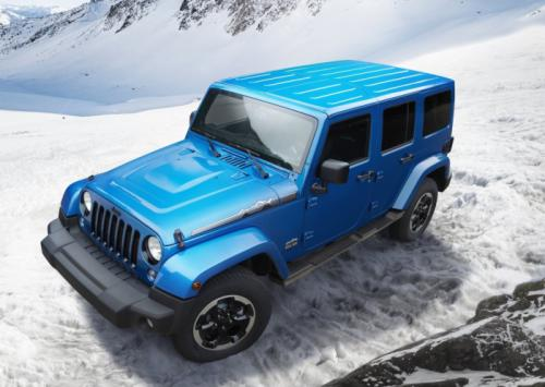Jeep Wrangler Polar limited edition 5