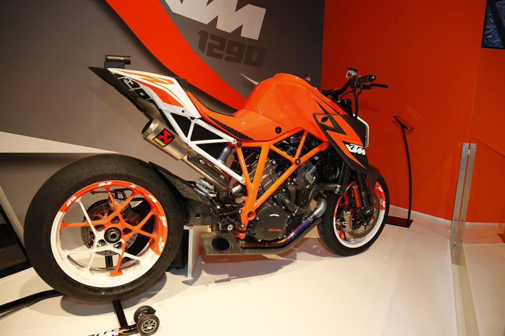 KTM 1290 Superduke R launch
