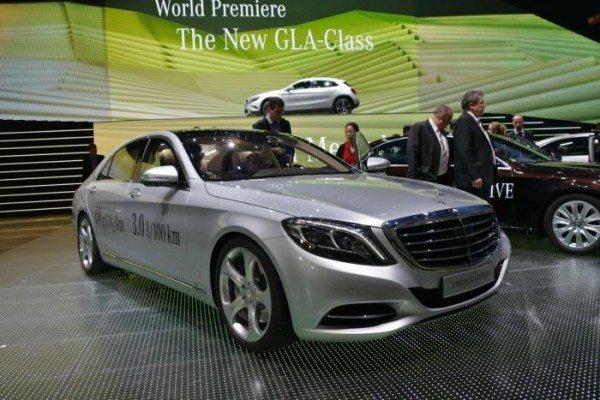 Mercedes S500 hybrid (2)