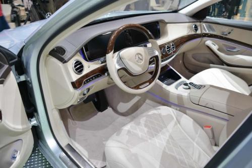 Mercedes S500 hybrid (3)