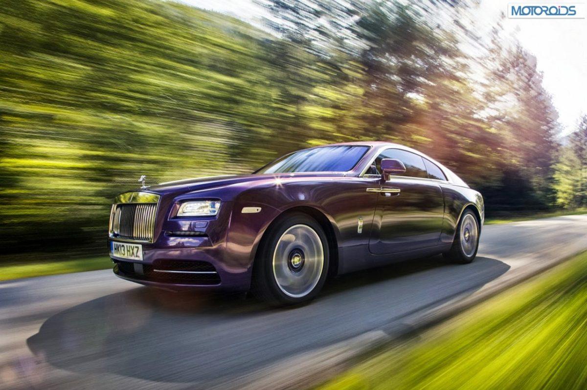 Rolls Royce Wraith India Launch Pics (10)