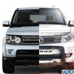 Tata land rover suv for Tata motors range rover
