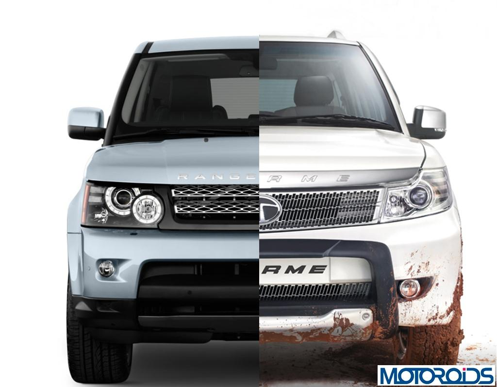 tata motors to launch 2 suv s with land rover dna motoroids