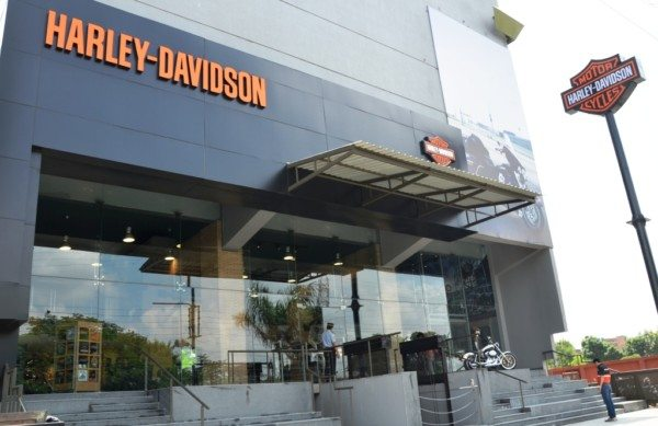 Tiger Harly-Davidson inaugurated in Indore today