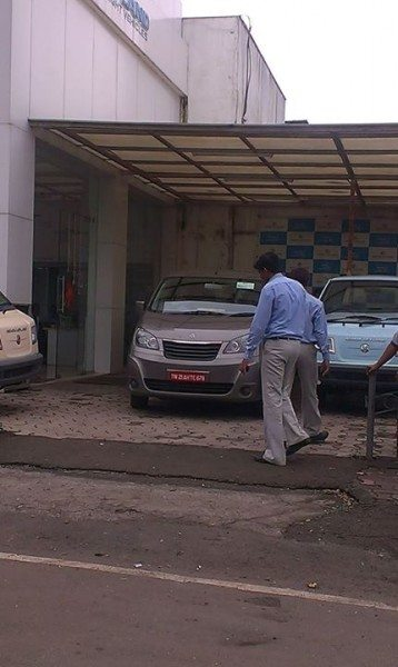 Ashok Leyland Stile Launch Soon. Spotted at Mumbai Dealership