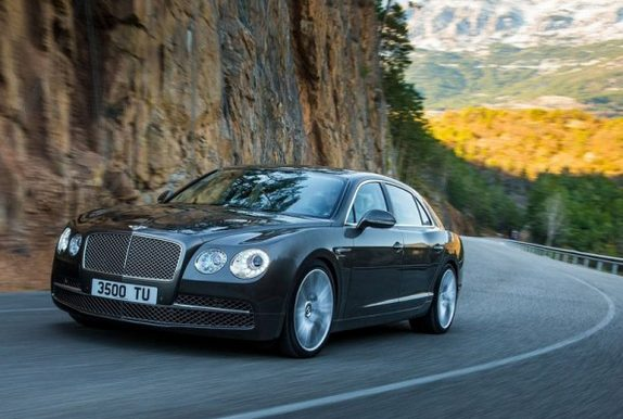 bentley flying spur 2014 india launch pics 1
