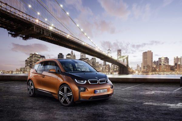 Production-spec 2014 BMW i3 makes an Appearance at Frankfurt