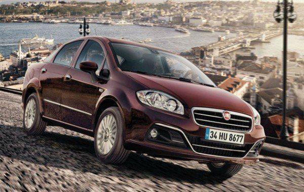Fiat Linea Facelift