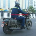 Upcoming Harley Davidson 500cc cruiser Spotted Again