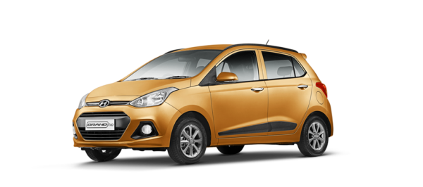 hyundai grand i10 booking