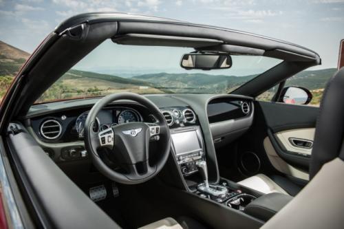 new conti V8 S
