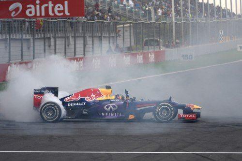 F1 - INDIA GRAND PRIX 2013