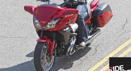 2014 Honda CTX1300 (2)