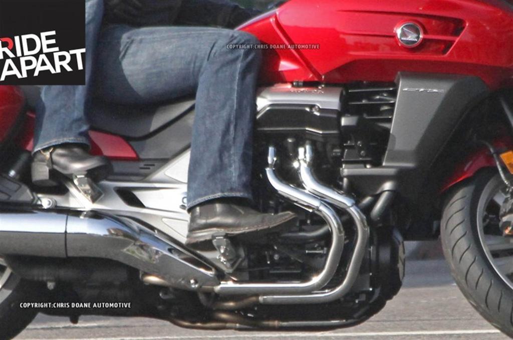 2014 Honda CTX1300 (4)