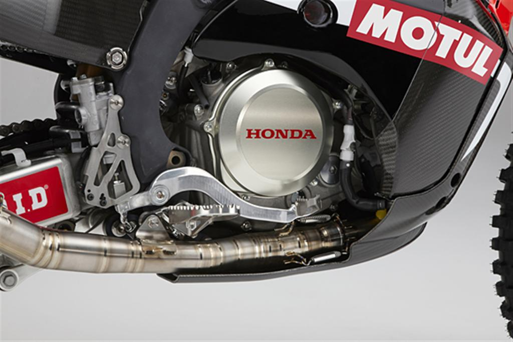 2014 Honda Dakar Rally Motorcycle (11)