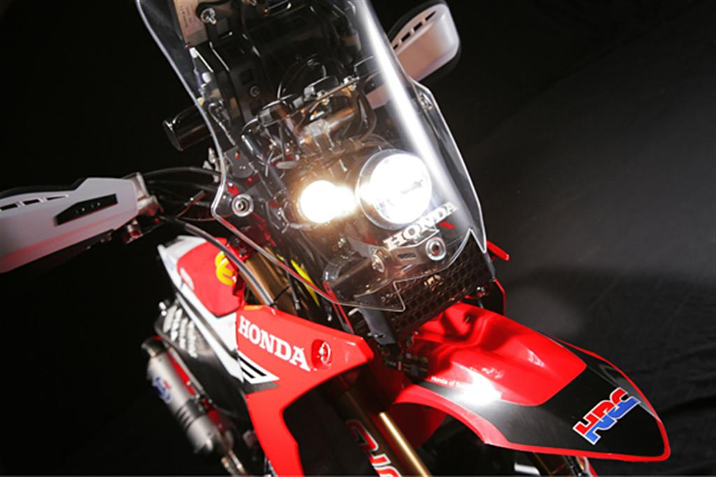 2014 Honda Dakar Rally Motorcycle (16)