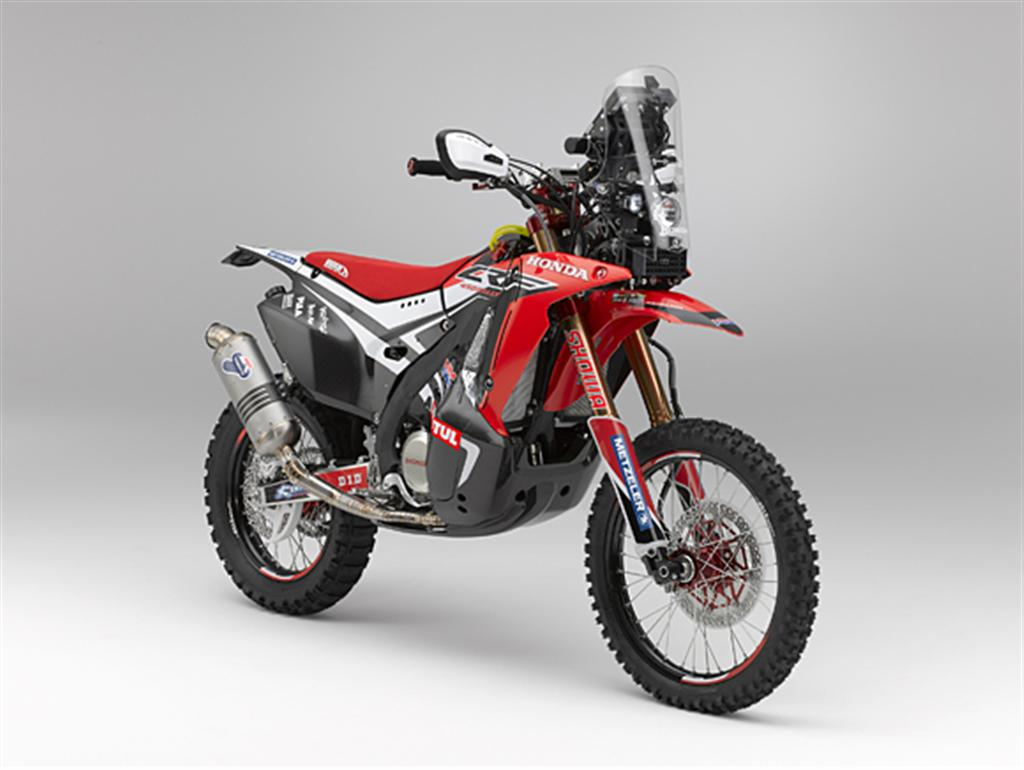 2014 Honda Dakar Rally Motorcycle (20)