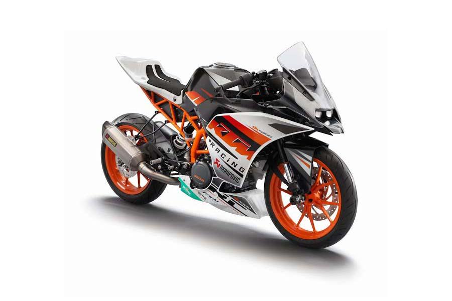 2014 KTM RC390 Race version