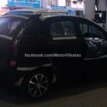 Spotted Again- 2014 Tata Vista facelift