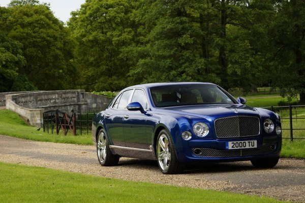 The new Bentley Mulsanne 2014 is coming to India before end of 2013