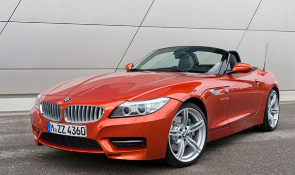 New 2014 BMW Z4 Roadster India Launch on November 14