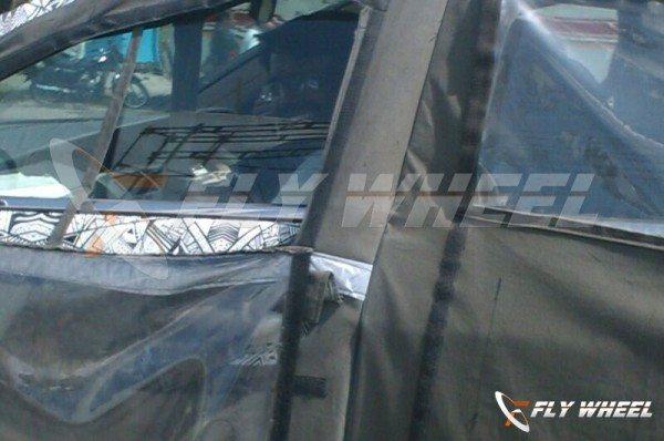 Latest spy pics give us a glimpse of 2014 Tata Vista interiors