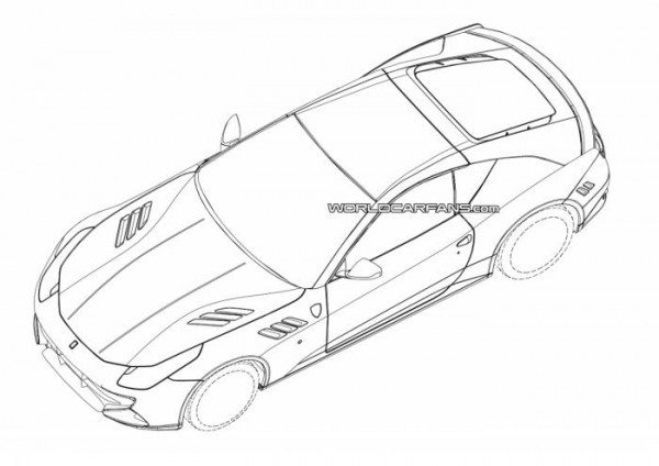 Do these mysterious Ferrari patent pics show the next-gen 2015 California?
