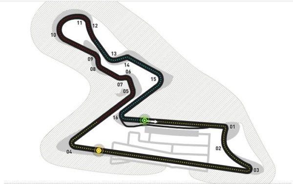 BIC circuit map