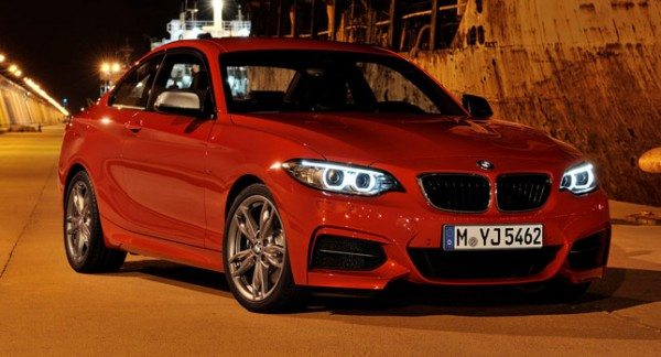 BMW 2 Series Coupe Revealed. Prices to start at $33,025