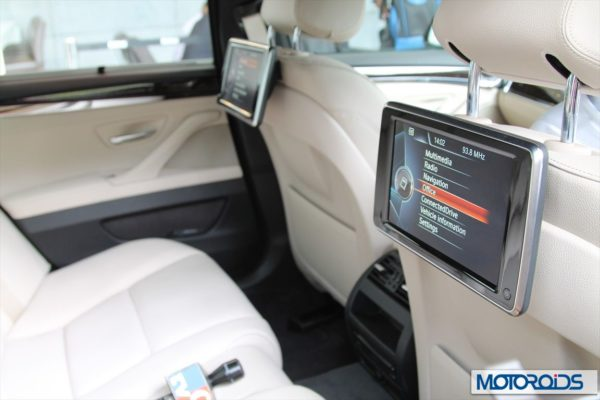 BMW 2014 5 series facelift India (22)