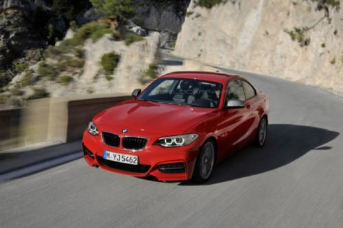 Check out the upcoming BMW M235i Coupe in these leaked official images