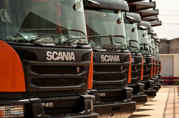 Scania Commercial Vehicles