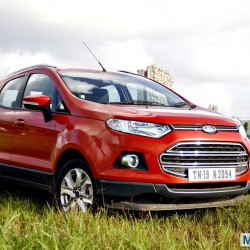 Ford Ecosport 1.5 TDCi diesel review, images, specs, price features and details