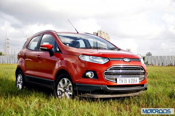 Ford Fiesta diesel TDCI review India 534