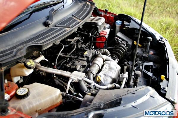 Ford Fiesta diesel TDCI review India 545