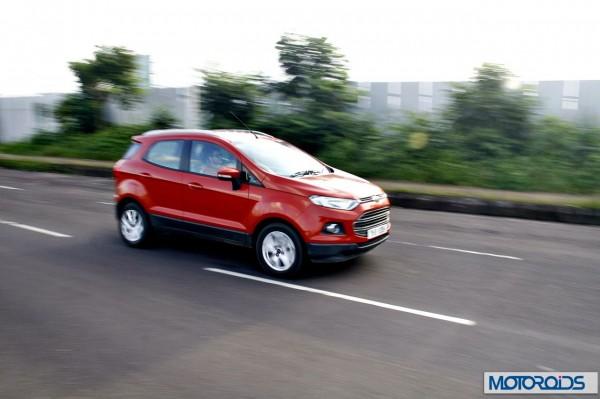 Ford Fiesta diesel TDCI review India 598