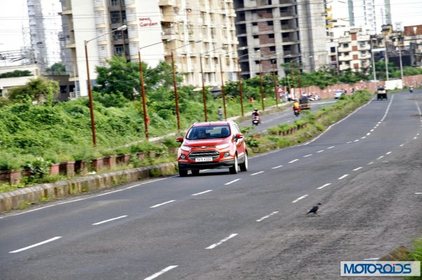 Ford Fiesta diesel TDCI review India 606