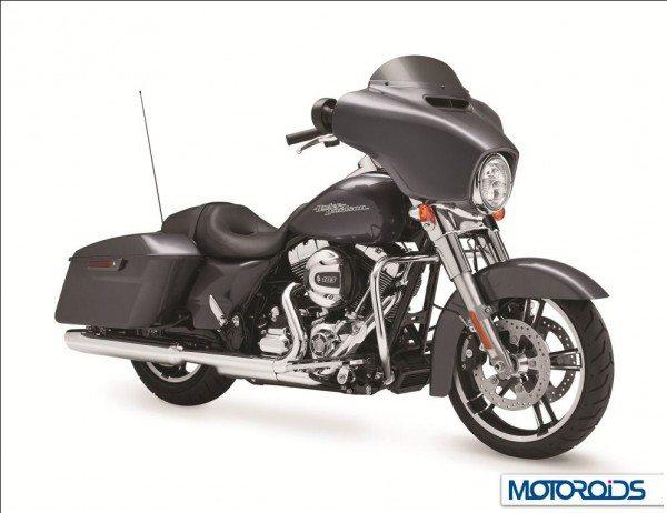 Harley Davidson Rushmore Street Glide India (4)