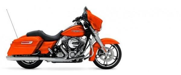 Harley Davidson Rushmore Street Glide India