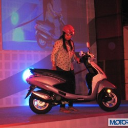 New Hero Pleasure 2013 Specifications and other details