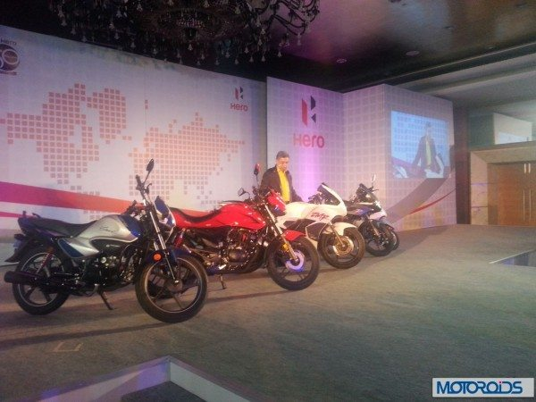 Hero new products 2014
